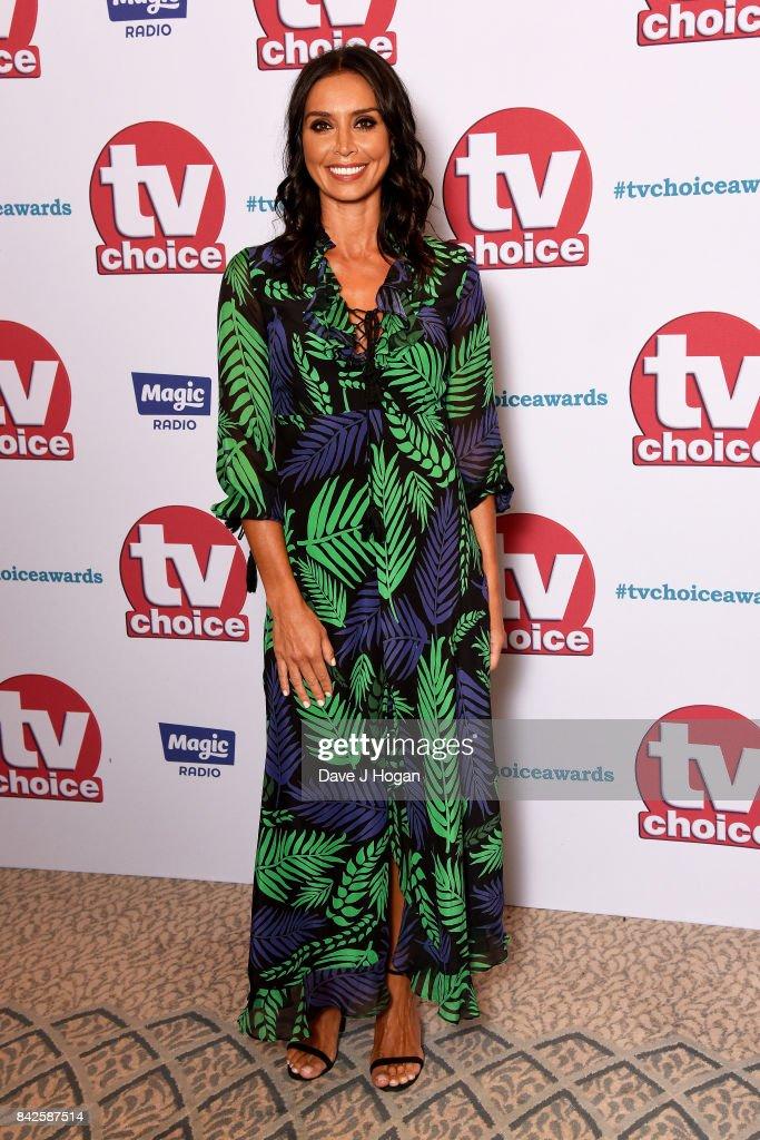 TV Choice Awards - VIP Arrivals