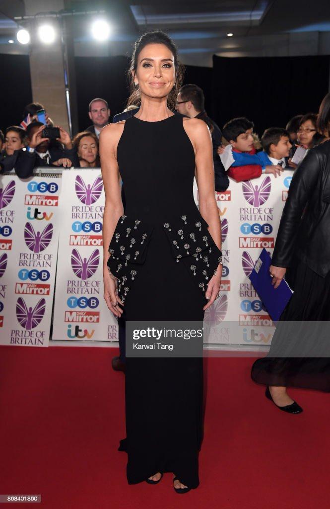 The Pride Of Britain Awards 2017 - Arrivals