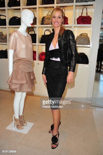 Christine Mack attends VALENTINO Spring/ Summer 2010 Collection Private Luncheon and Presentation hosted by Samantha Boardman Rosen Shala Monroque...