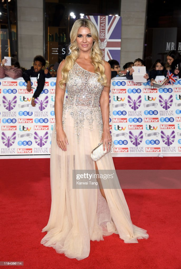 Pride Of Britain Awards 2019 - Red Carpet Arrivals : News Photo