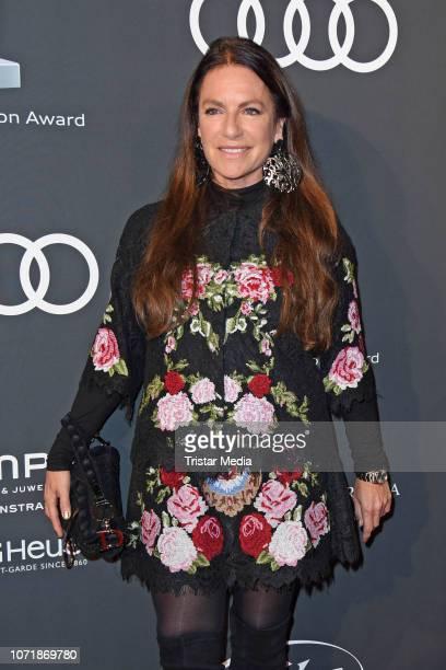 Christine Neubauer arrives at Audi Generation Award 2018 at Hotel Bayerischer Hof on December 11 2018 in Munich Germany
