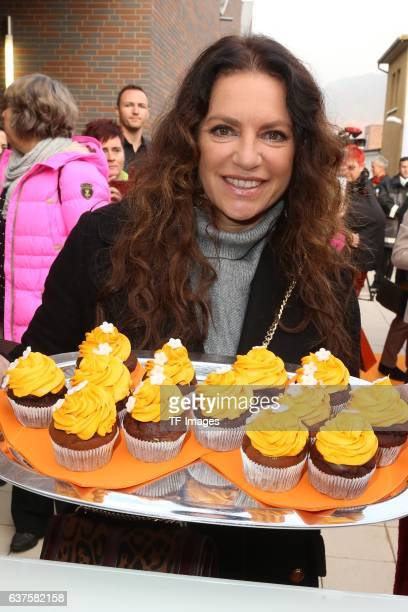 Christine Neubauer attend the opening of the City Outlet Geislingen on October 27 2016 in Geislingen Germany