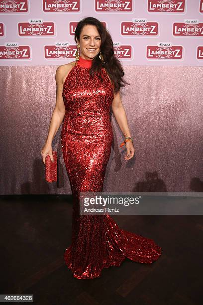 Christine Neubauer attends the Lambertz Monday Night 2015 at Alter Wartesaal on February 2 2015 in Cologne Germany