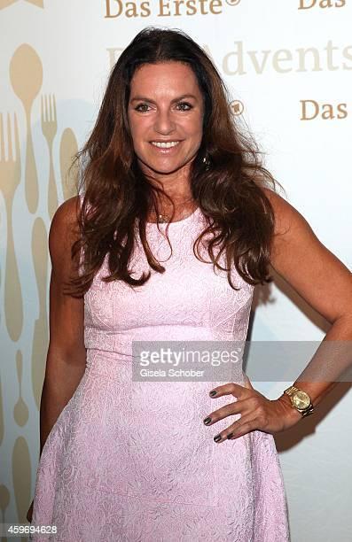 Christine Neubauer during the ARD advent dinner hosted by the program director of the tv station Erstes Deutsches Fernsehen at Hotel Bayerischer Hof...