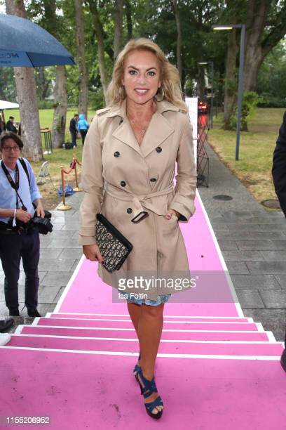 Christine Neubauer during the Ernsting's family Fashion Show 2019 on July 11 2019 in Hamburg Germany