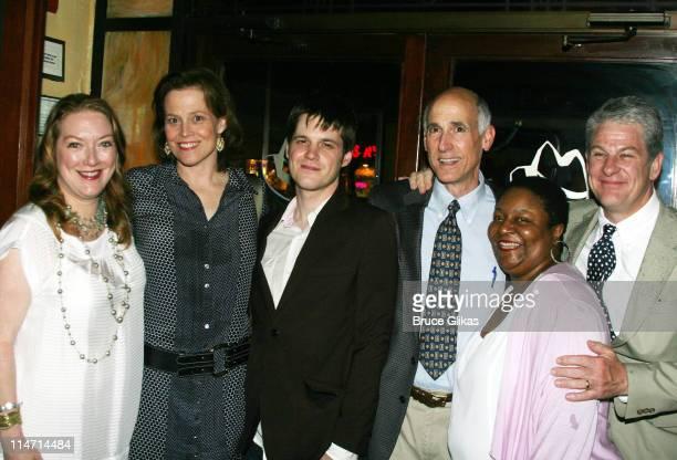 Christine Nielsen Sigourney Weaver Michael Esper Mitchell Greenberg Myra Lucretia Taylor and Jim Simpson director