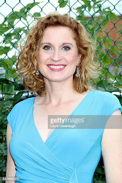 Christine Noll attends 6th Annual Broadway Sings For Pride Concert at JCC Manhattan on June 20 2016 in New York City