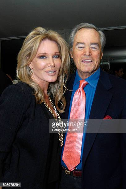 Christine Peters and Seth Baker attend Nikki Haskell Birthday Celebration at Sierra Towers on May 17 2007 in West Hollywood CA