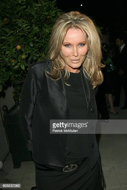 Christine Peters attends Caviar Butler hosts Caviar Affair To Benefit MOCA at L'Orangerie on January 22 2006 in West Hollywood CA
