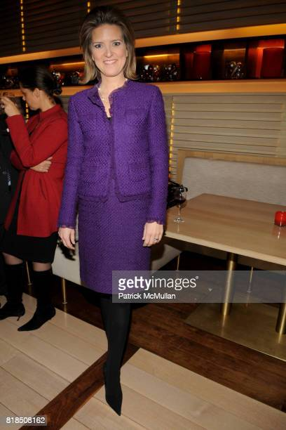 Christine Romans attend the Reception For DR SANJAY GUPTA's Book and DVD CHEATING DEATH at Rogue Tomate on December 14 2009 in New York City