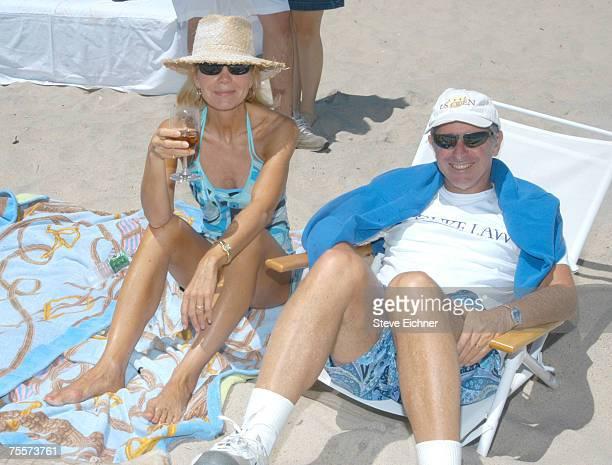 Christine Schwartzman and Steve Schwartzman