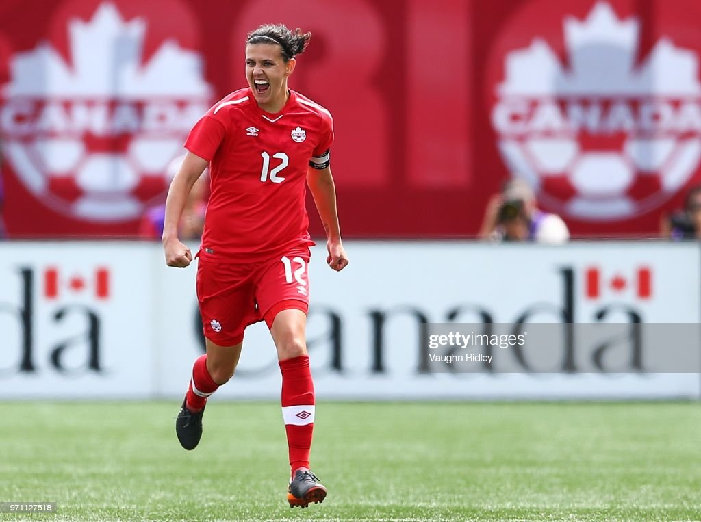 Canada v Germany - Women's International Friendly : News Photo