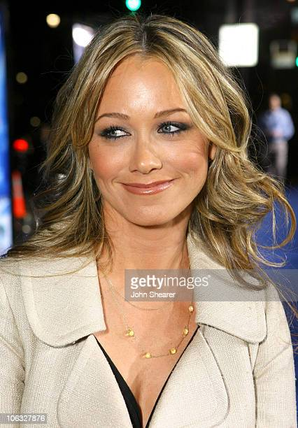 Christine Taylor during Blades of Glory Los Angeles Premiere Red Carpet at Mann's Chinese Theater in Hollywood California United States