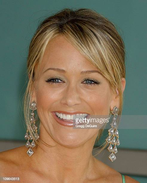 """Christine Taylor during """"License To Wed"""" Los Angeles Premiere - Arrivals at Cinerama Dome in Hollywood, California, United States."""