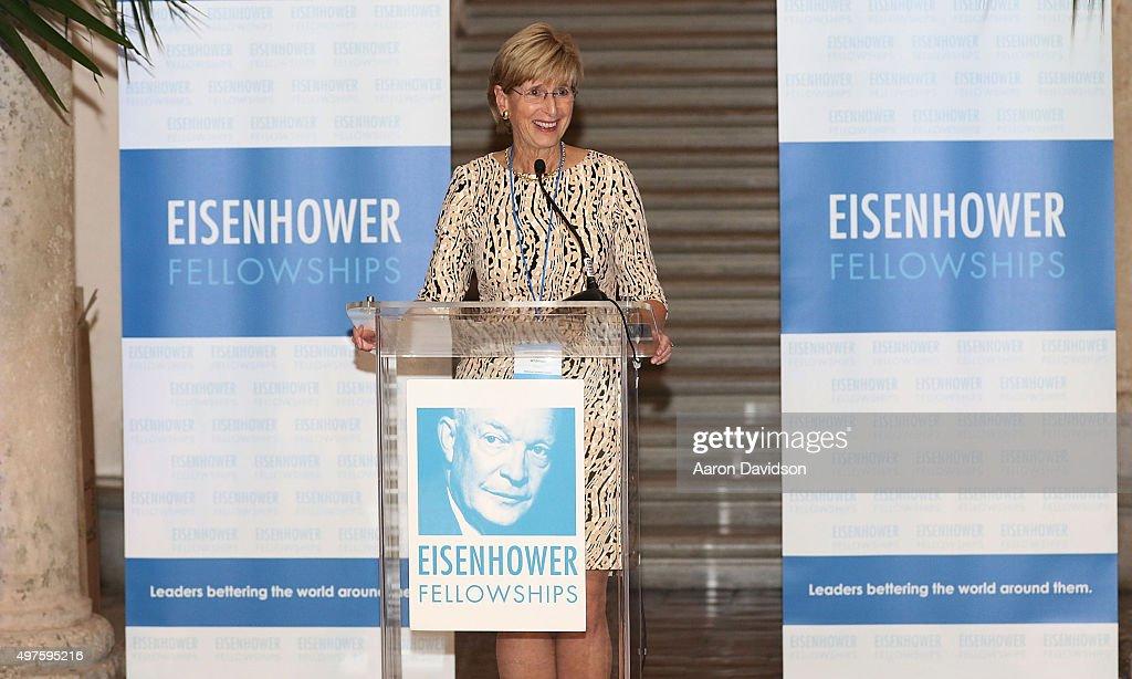 Eisenhower Fellowships - Making Strides: Advancing Women's Leadership - Opening Reception