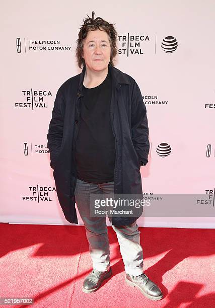 Christine Vachon attends 'A Kind of Murder' premiere during 2016 Tribeca Film Festival at SVA Theatre 2 on April 17 2016 in New York City