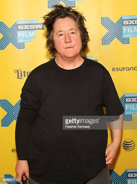 Christine Vachon Executive Producer of Killer Films attends the 'Christine Vachon Keynote' during the 2015 SXSW Music Film Interactive Festival at...