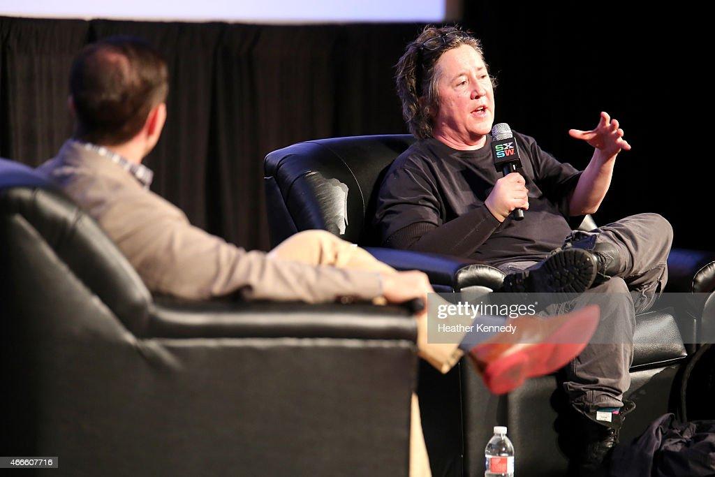 Christine Vachon Keynote - 2015 Sxsw Music, Film + Interactive