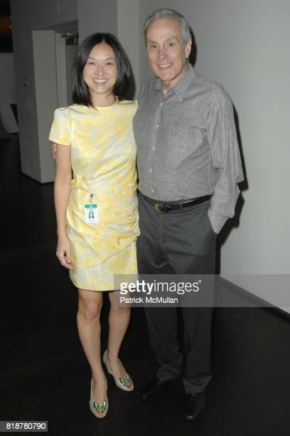 Christine Y Kim and Jerry Janger attend The 25th Annual LACMA Collectors Committee Weekend Continental Breakfast and Viewing of Proposed Acquisitions...