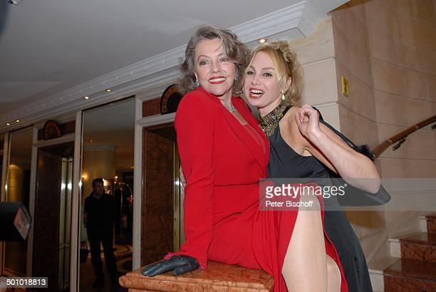 """Christine Zierl , Veronika von Quast, Benefiz-Gala """"10 Jahre Horizont e.V."""" - """"Swinging Jazz Night"""", Hotel """"Bayerischer Hof"""",. München, Bayern,..."""