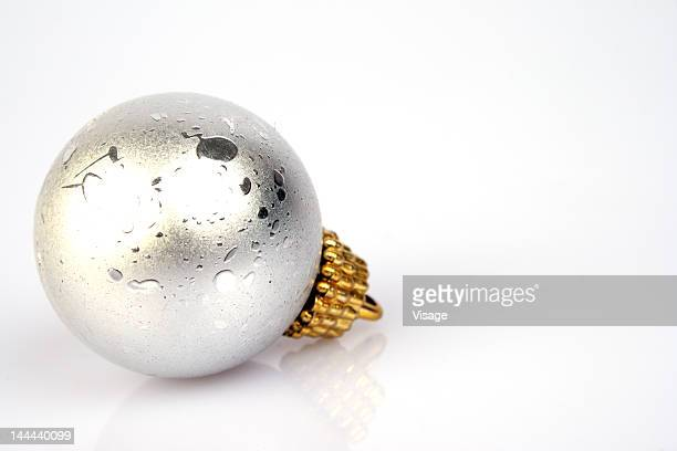 Christma Bauble,close-up