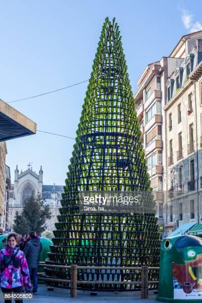 Weihnachten und Neujahr in Vitoria-Gasteiz, Spanien