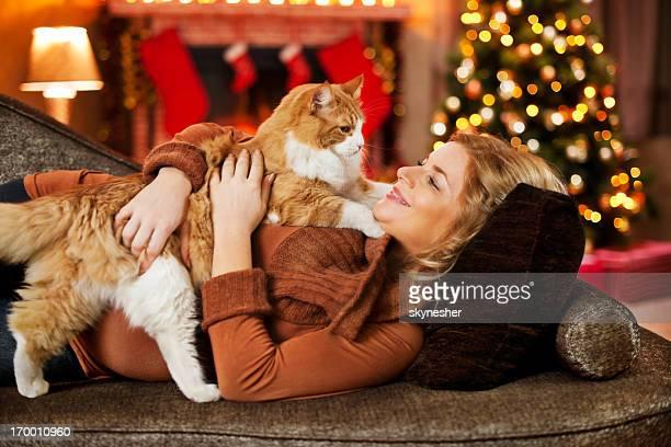 クリスマスおよび pet