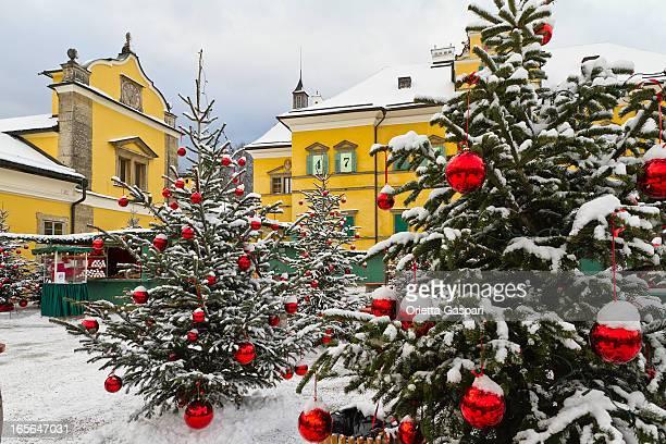 Christmas At Schloss Hellbrunn