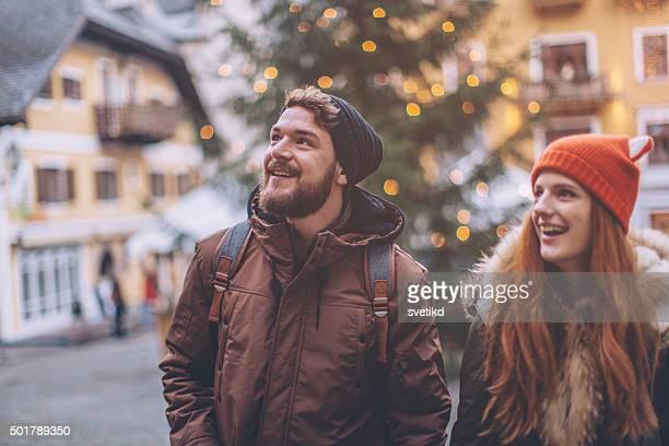 Weihnachten im mountain village