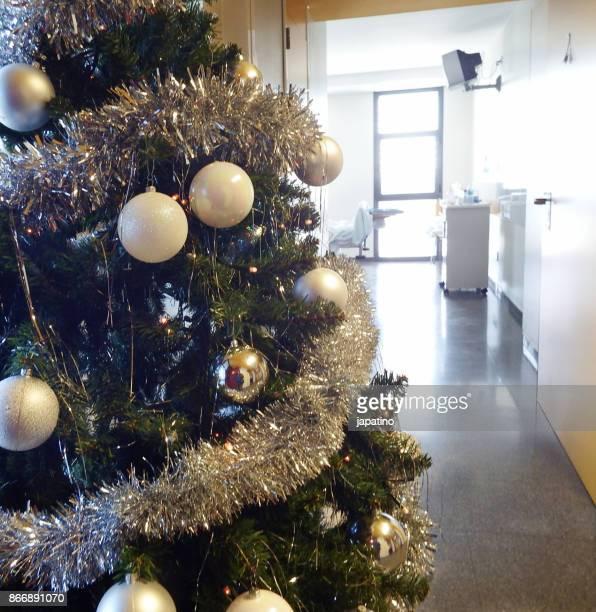 Christmas at the hospital