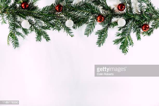 a christmas background border - public celebratory event stock pictures, royalty-free photos & images