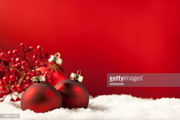christmas background - fake snow stock pictures, royalty-free photos & images