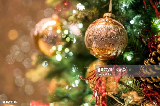 christmas background with christmas balls - christmas background stock photos and pictures