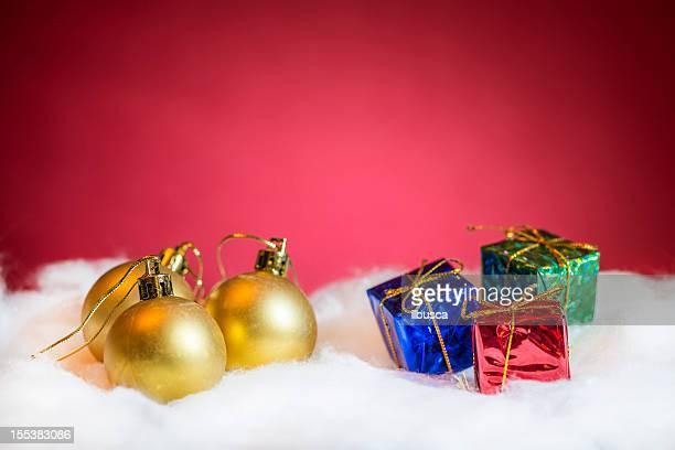 コピースペースクリスマスの背景、