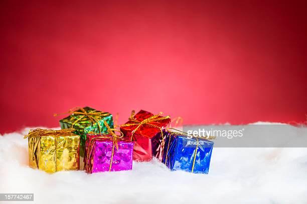 Fond de Noël avec espace pour copie