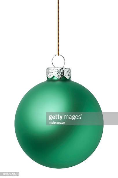 christmas ball - sports ball stock pictures, royalty-free photos & images