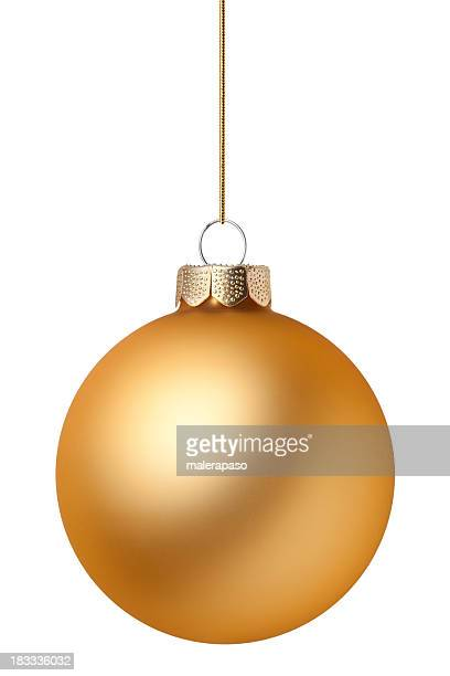 christmas ball - christmas ornaments stock photos and pictures