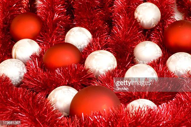 christmas balls - blue balls pics stock pictures, royalty-free photos & images