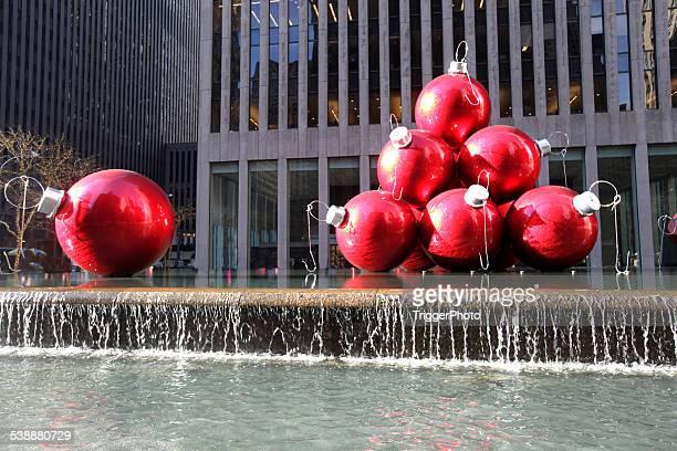 NYC Christmas Balls