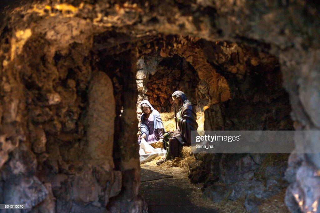 Weihnachtenbelen In Vitoriagasteiz Spanien Stock-Foto   Getty Images