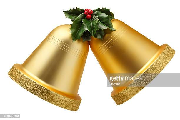 christmas bells - glocke stock-fotos und bilder
