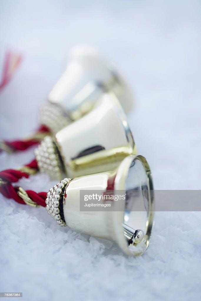 Christmas bells : Stock Photo