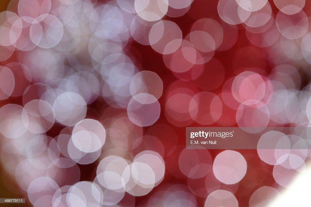 Christmas Bokeh : Stockfoto
