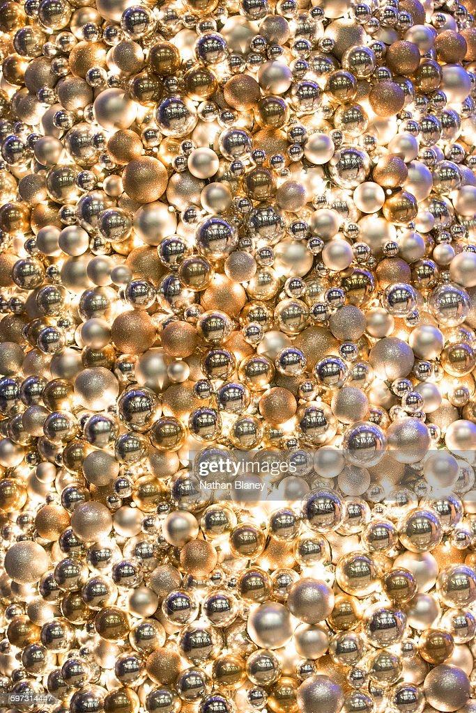Christmas bulbs : Stock Photo