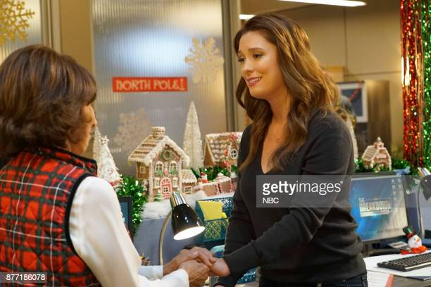 NEWS 'A Christmas Carol Wendelson' Episode 207 Pictured Andrea Martin as Carol Briga Heelan as Katie
