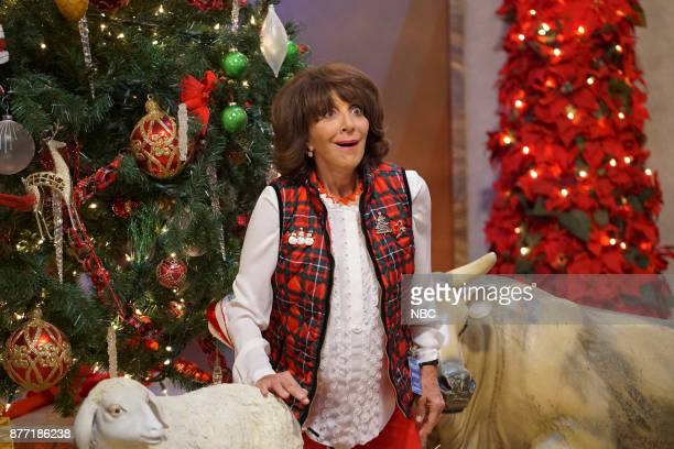 NEWS A Christmas Carol Wendelson Episode 207 Pictured Andrea Martin as Carol