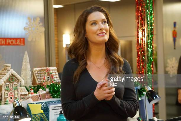 NEWS 'A Christmas Carol Wendelson' Episode 207 Pictured Briga Heelan as Katie