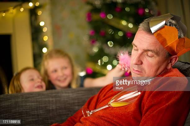 Víctima de Navidad