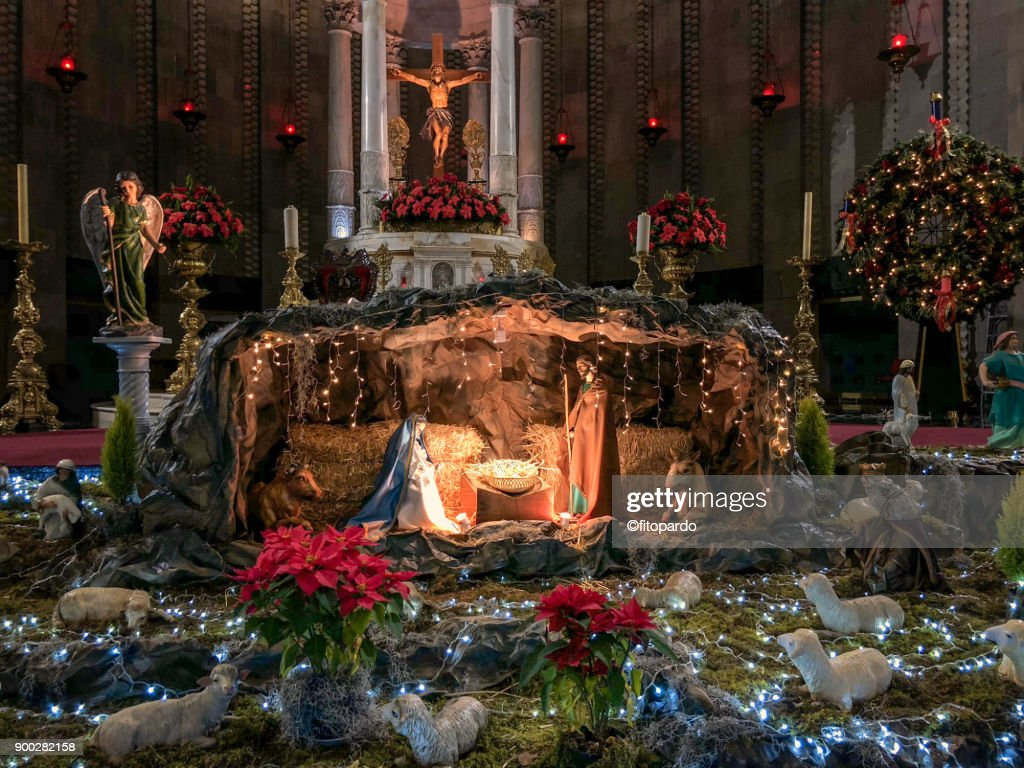 Christmas celebration in Mexico : Stock Photo