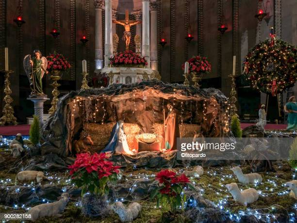 christmas celebration in mexico - mexican christmas stock photos and pictures
